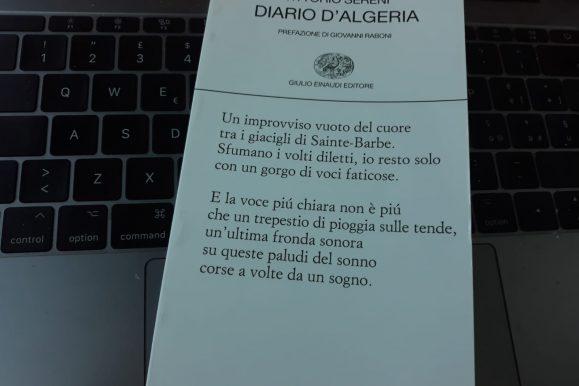 Vittorio Sereni in guerra, un poeta all'ennesima potenza | RECENSIONE