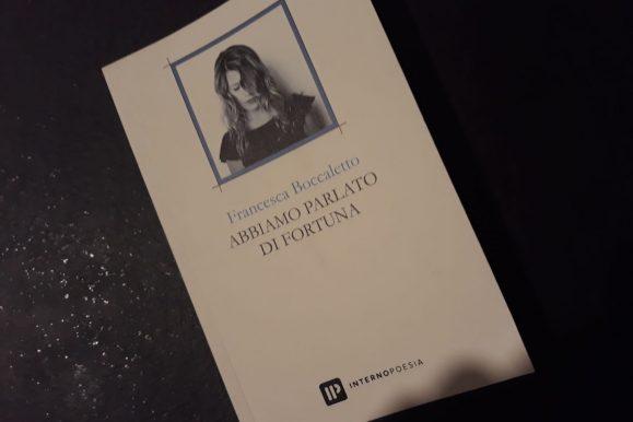 Francesca Boccaletto, la poesia della quotidianità | RECENSIONE